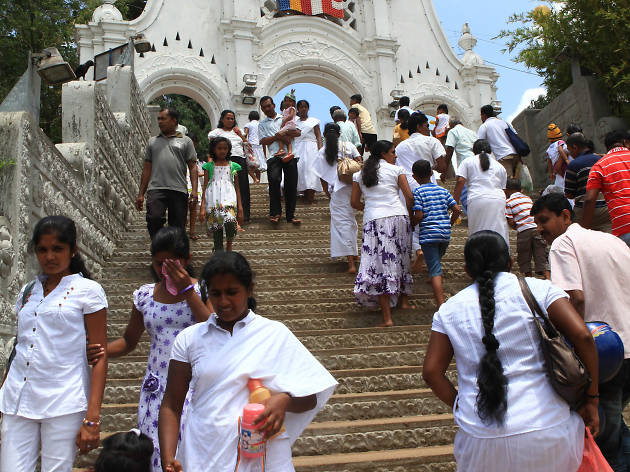 Going to the Temple