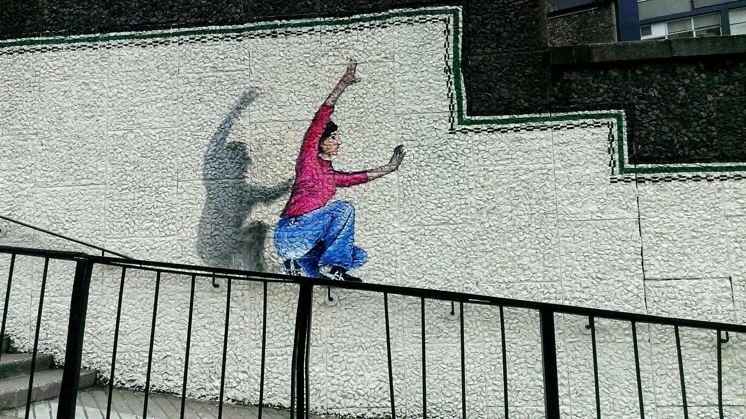 Glasgow Street Art - North Portland Street