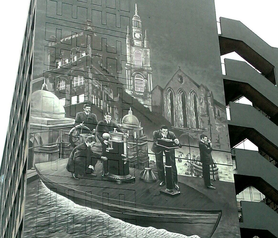 Glasgow Street Art - George Street