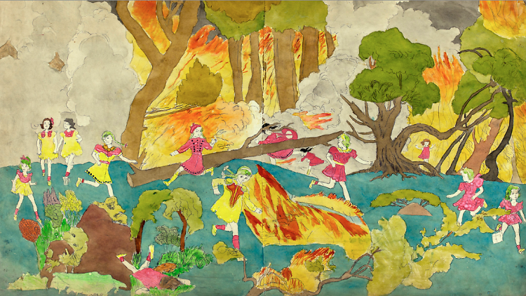 Exposition Henry Darger