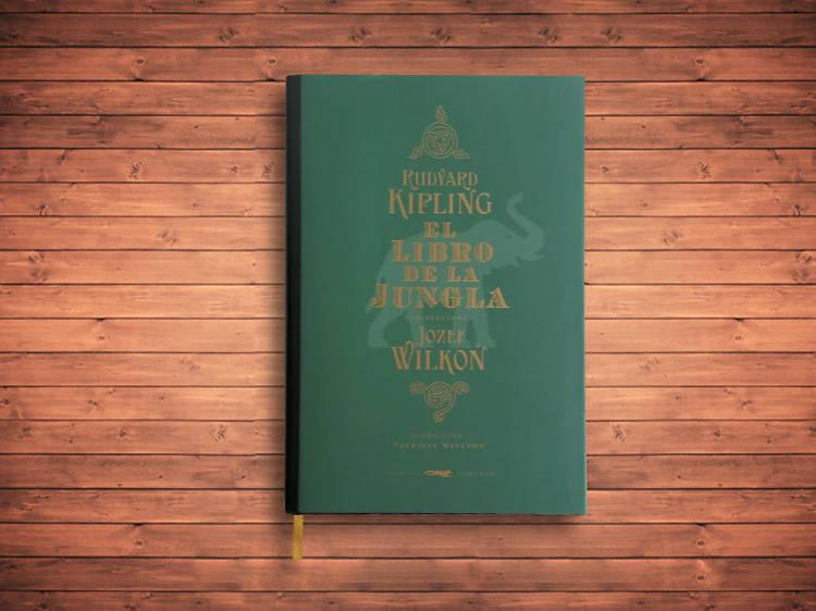 El libro de la jungla, de Rudyard Kipling