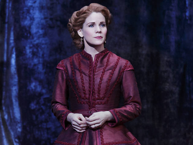 Give the Tony Award to the most deserving: Kelli O'Hara