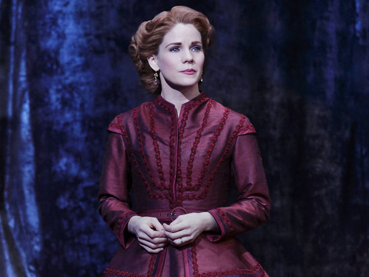 Best Performance by an Actress in a Leading Role in a Musical