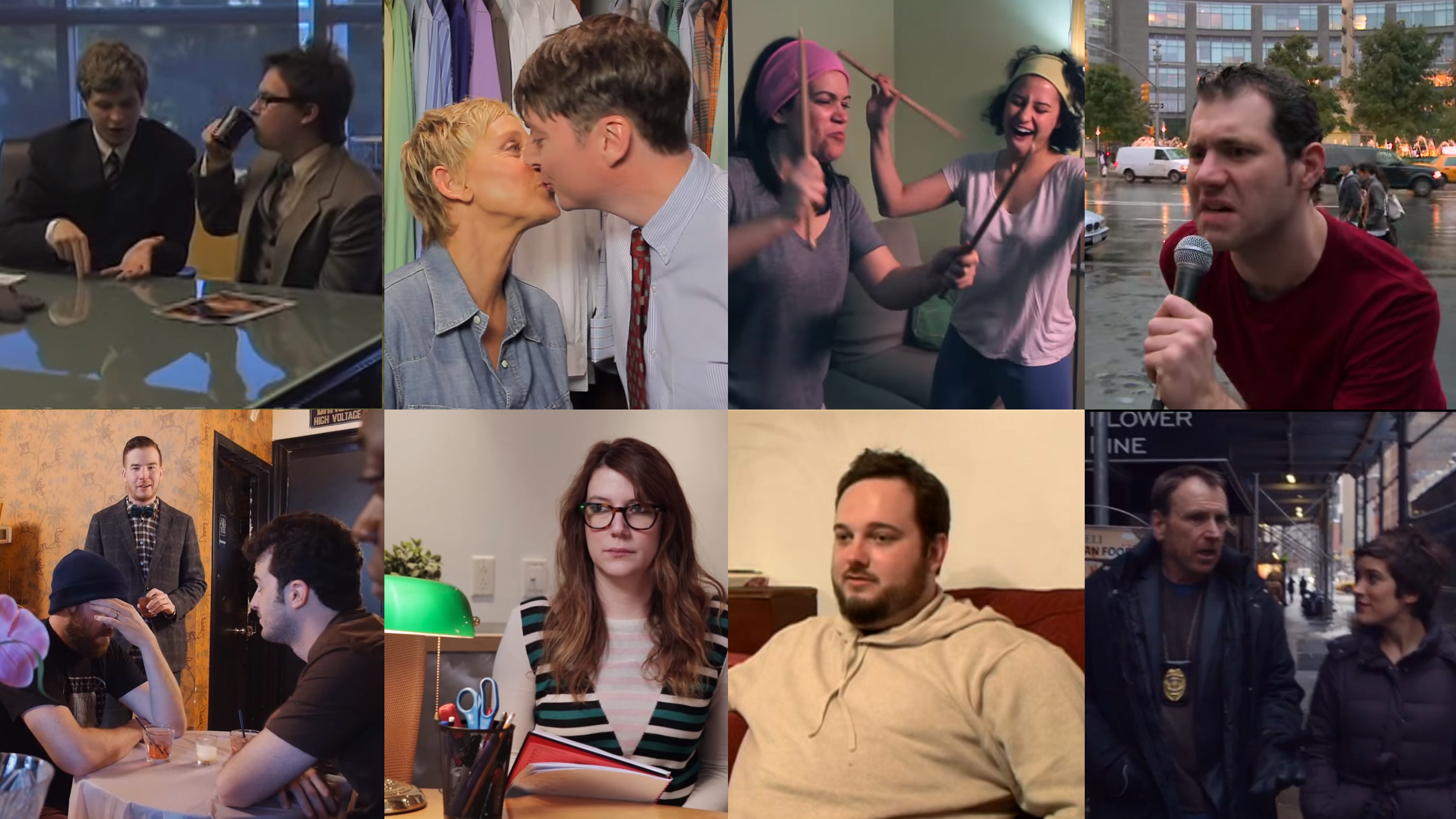 The 50 funniest Web series