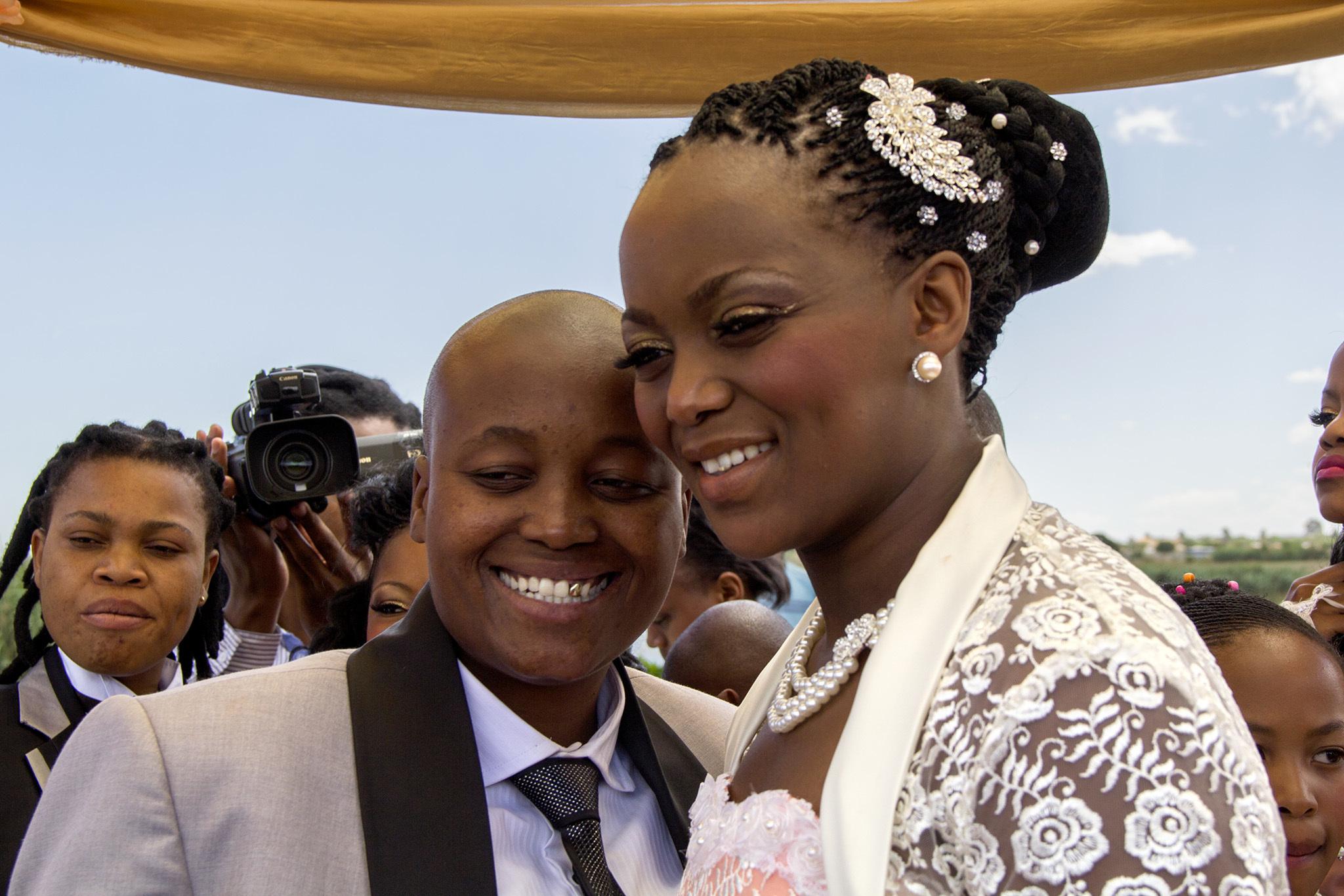 """Zanele Muholi: """"Isibonelo/Evidence"""""""