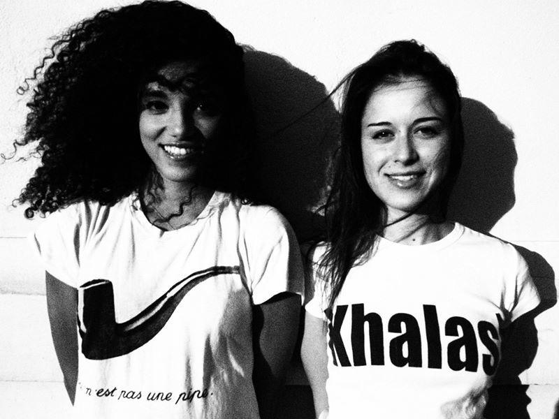 Quand deux jeunes filles lancent le premier festival israélo-palestinien à Paris
