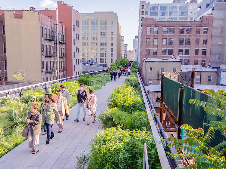 High Line and Chelsea Walking Tour