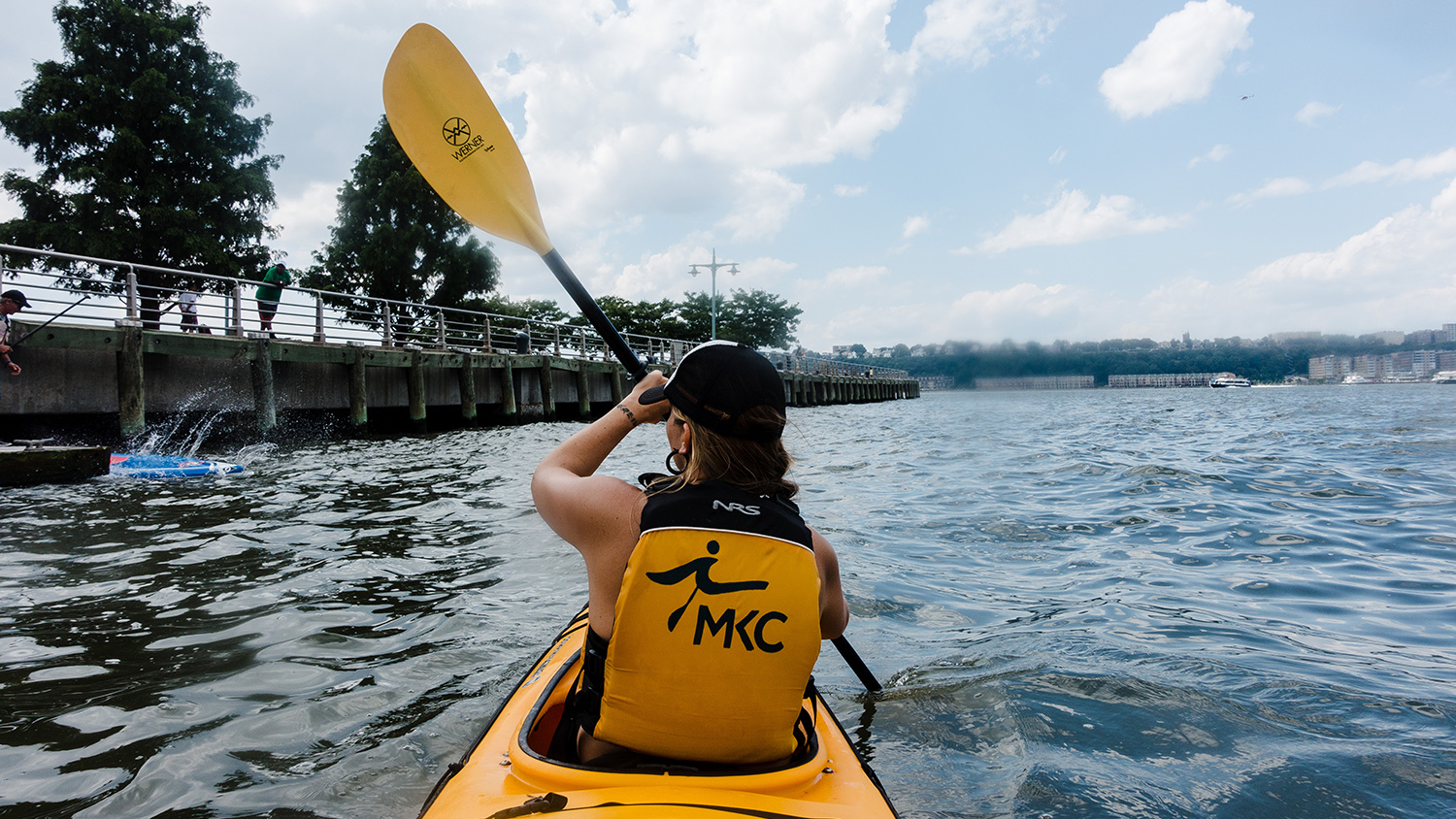 The best free kayaking in NYC