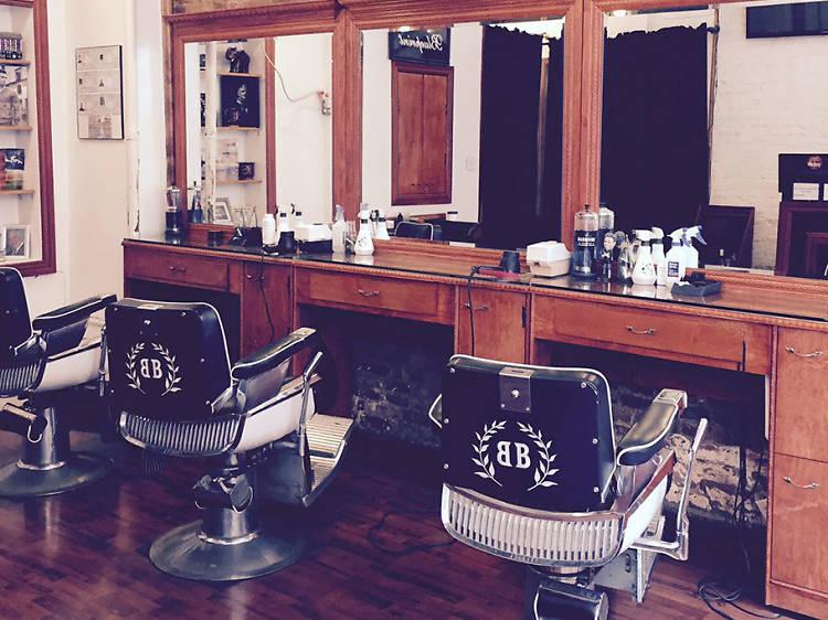 Barber's Blueprint