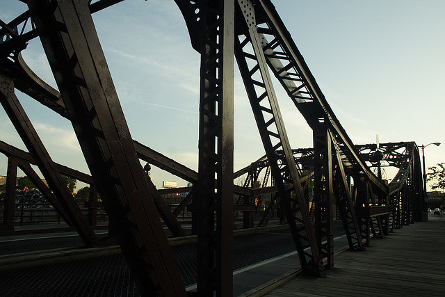 The Cortland Street bridge is closing until November
