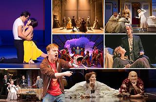 2015 Tony Awards predictions collage