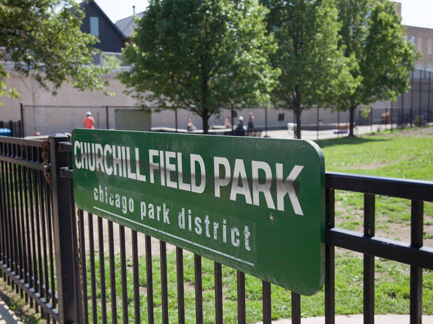 Churchill Field Park