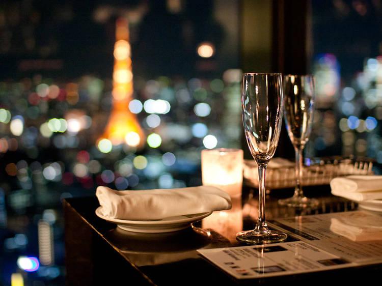 The best Tokyo bars