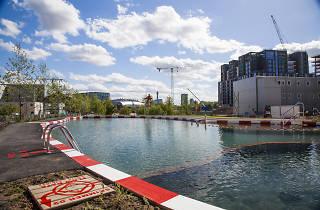 King's Cross Pond Club swimming pool