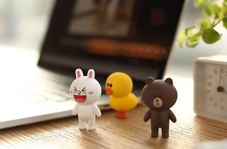 Line Friends USB