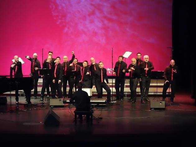 A la lima y al limón: concert de cinquè aniversari dels Barcelona Rainbow Singers
