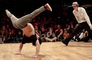 Breakthrough breakdance