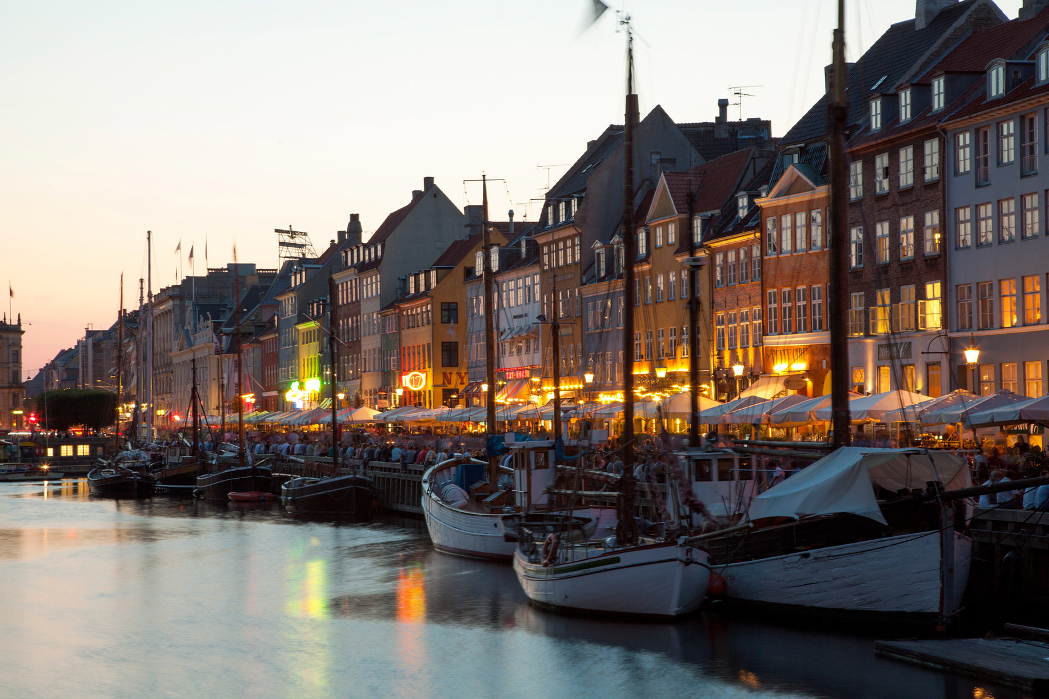 Win a weekend in Copenhagen including a guided Nordic Noir tour