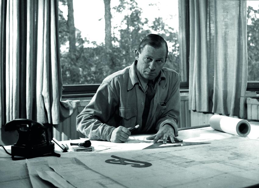 Alvar Aalto. 1898-1976. Arquitectura orgànica, art i disseny