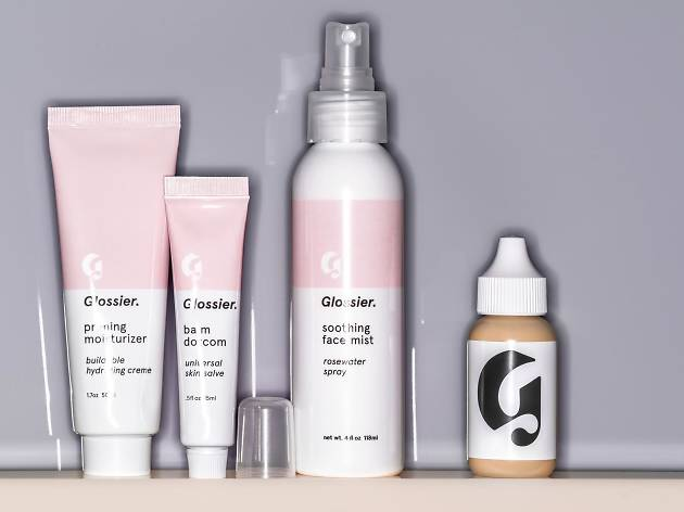 Glossier Pop-Up at Nasty Gal Santa Monica