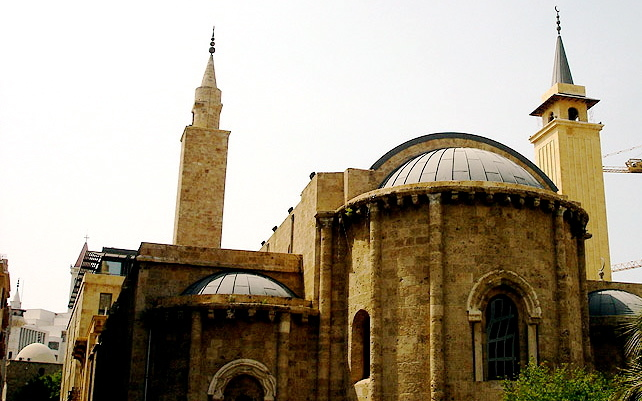 Al-Omari Mosque, Things to do, Beirut