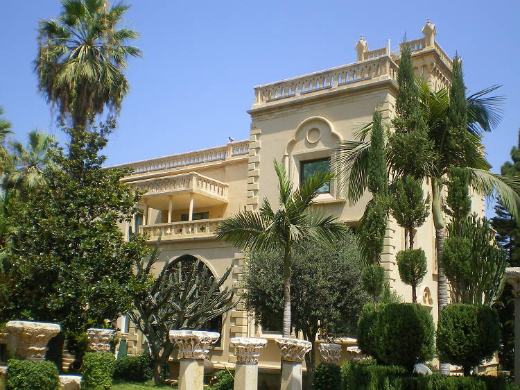 Embrace eclecticism at the Robert Mouawad Museum