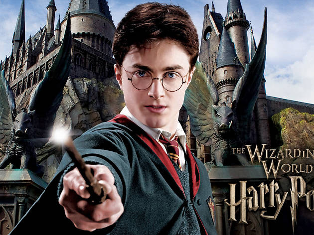 Universal Studios just announced the opening date for the Wizarding World of Harry Potter