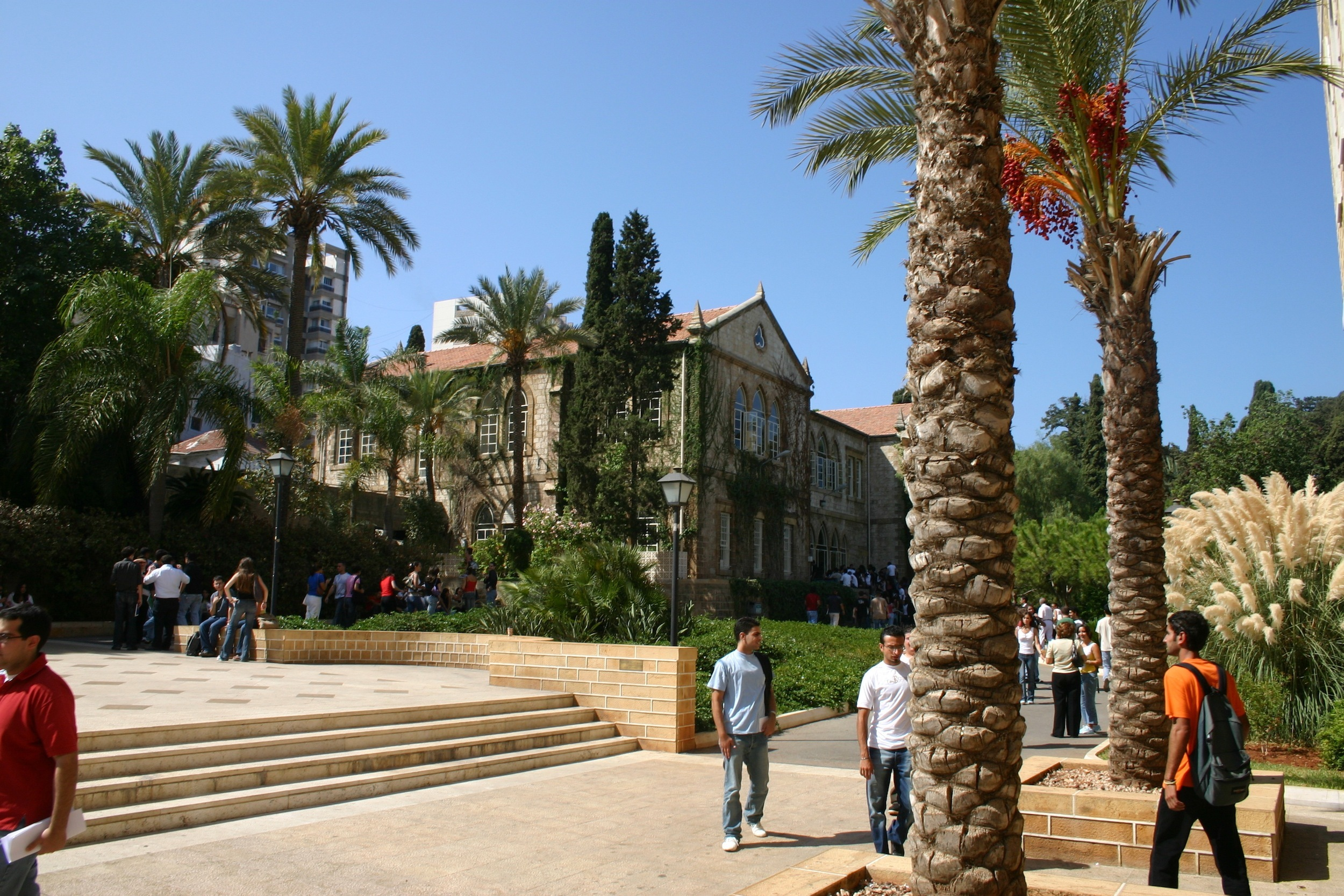 American University of Beirut, Things to do, Beirut