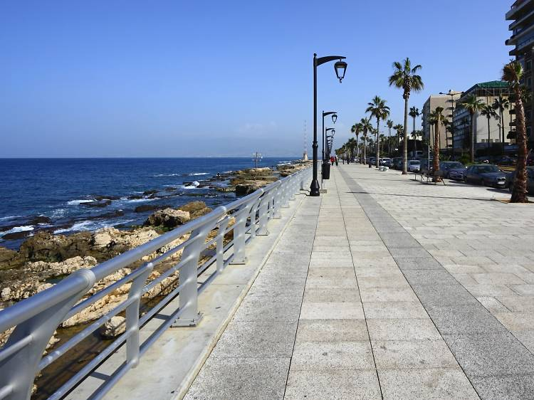 Go for a stroll along the Corniche