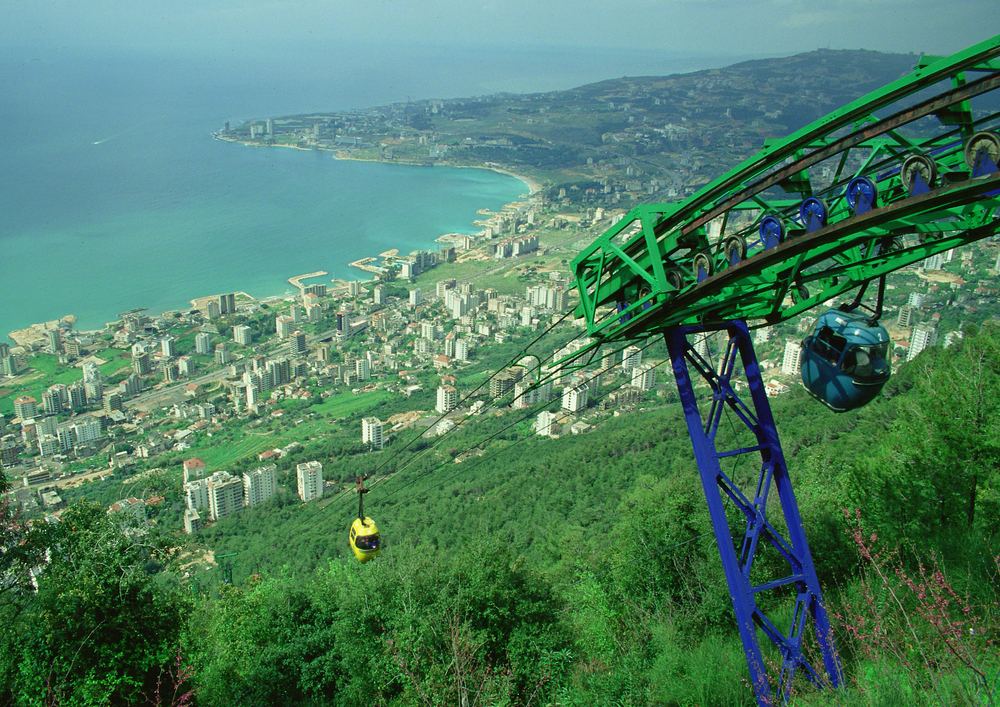 Jounieh, Things to do, Beirut