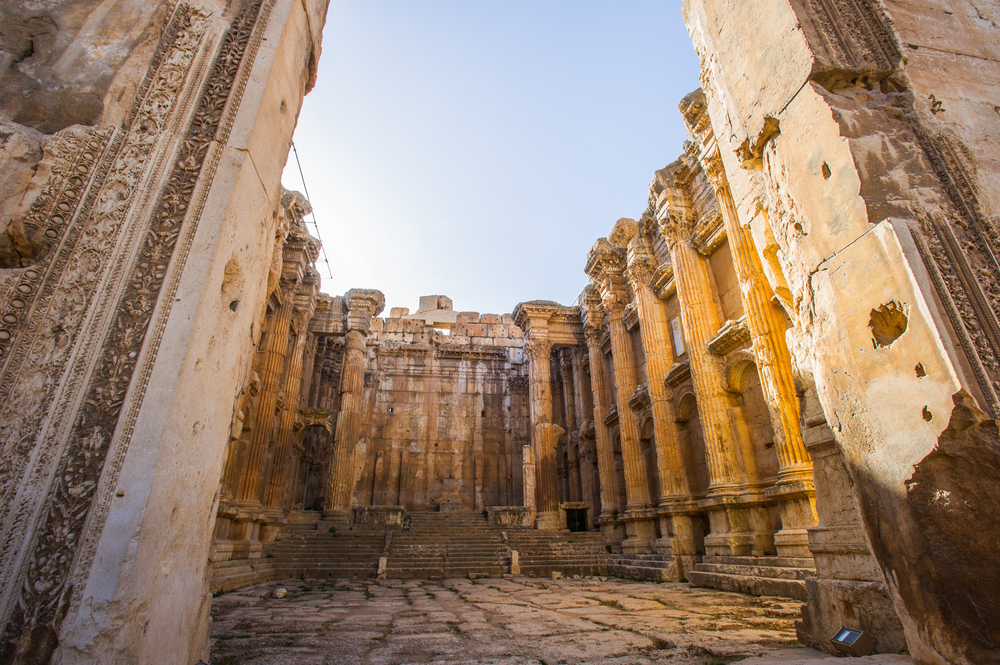 Baalbek, Things to do, Beirut