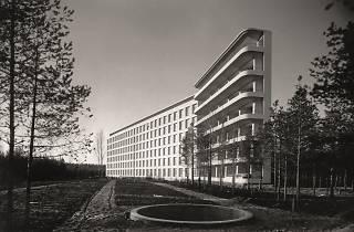 Sanatori Paimio, d'Alvar Aalto