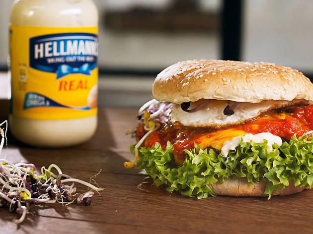 Burger Man Man - II RUTA HELLMANS BURGUER 2015