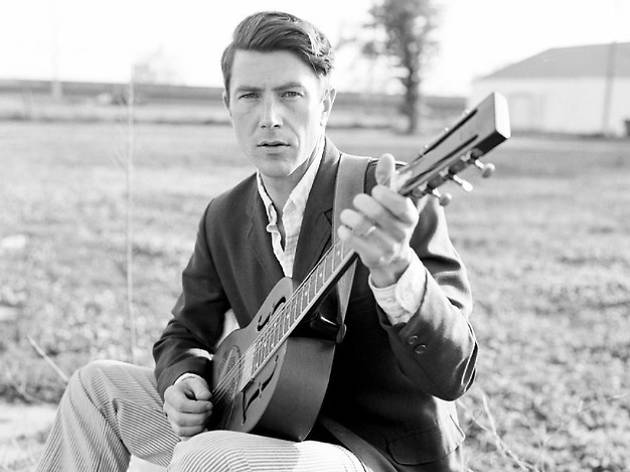 Luke Winslow-King & Band