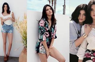 Kendall + Kylie Collection Launch Event