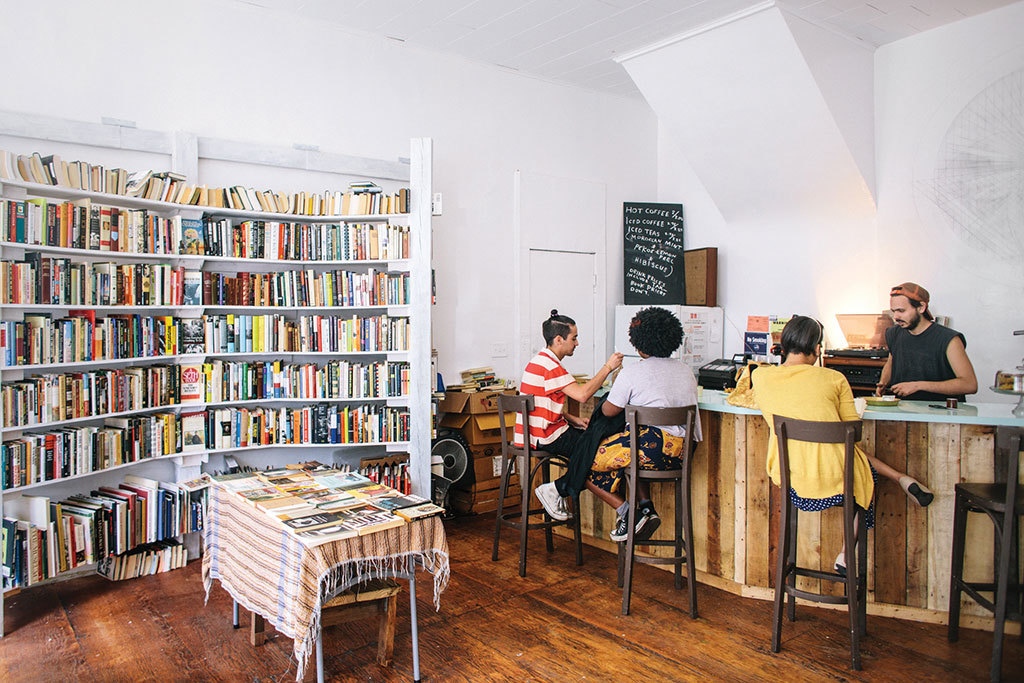 Molasses Bookstore