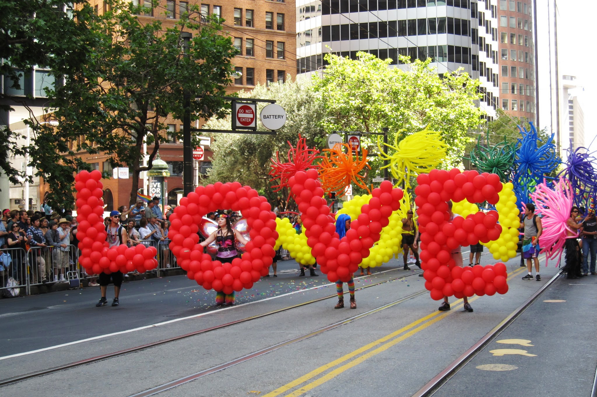 Gay Pride Parade, San Francisco