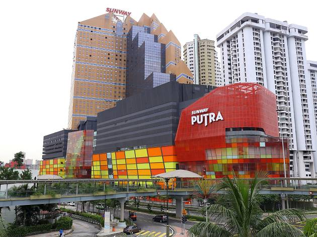 Sunway Putra Mall 'Blooming Rewards' contest