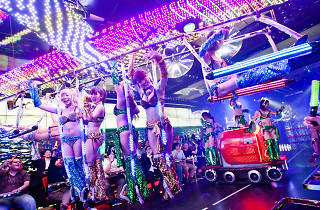 Robot Restaurant   Time Out Tokyo