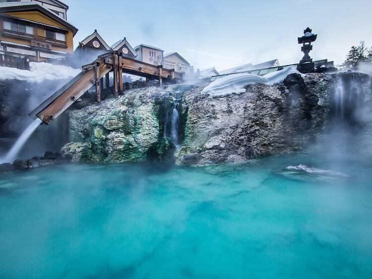 6 best onsen destinations in Japan