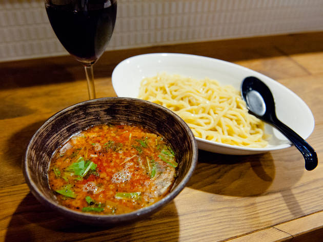 Ramen and wine at Nico | Time Out Tokyo