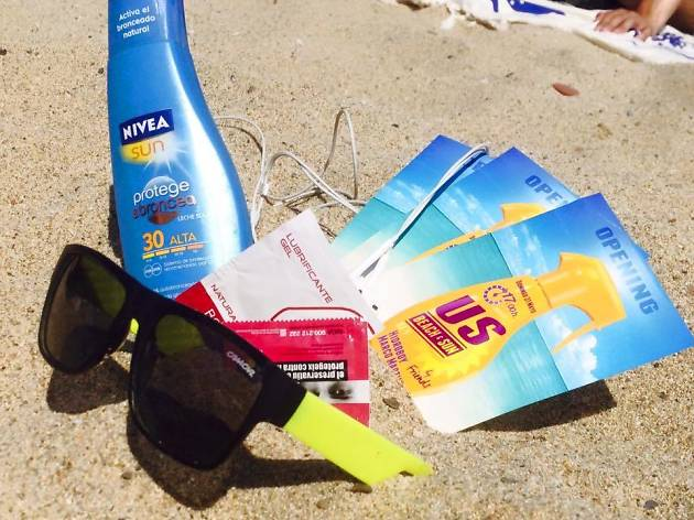 Us // Beach & Sun