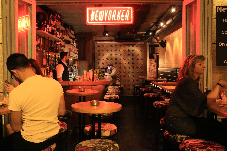 New Yorker, Bars, Beirut