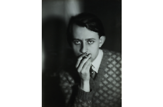 (Germaine Krull, 'André Malraux', 1930 / © Estate Germaine Krull, Museum Folkwang, Essen)