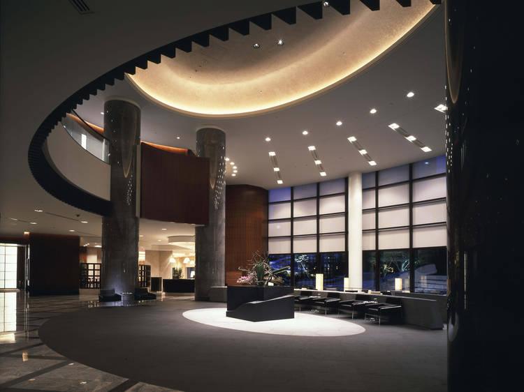 セルリアンタワー東急ホテル(渋谷の四つの東急ホテル)