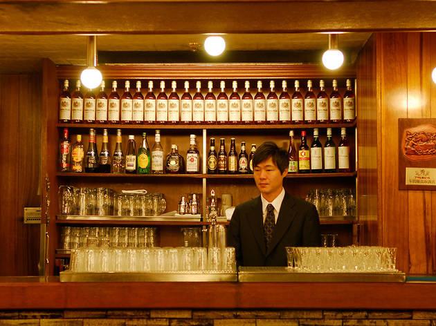 Kamiya Bar