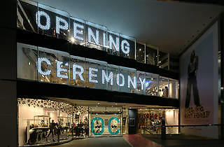 OPENING CEREMONY Shibuya Movida