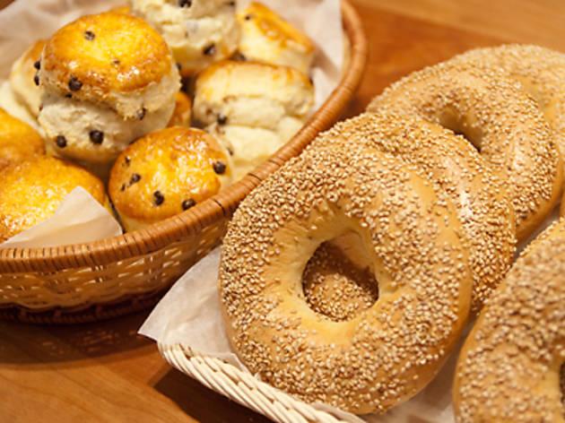 Poko Bagel Café