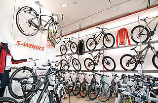 Specialized concept store