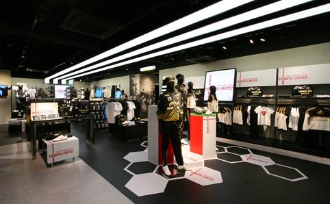 12a680f5c Adidas Brand Core Store, Shibuya   Shopping in Shibuya, Tokyo